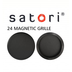 SB Acoustics Grill for Satori 9½″ WO24 woofers, 1pair