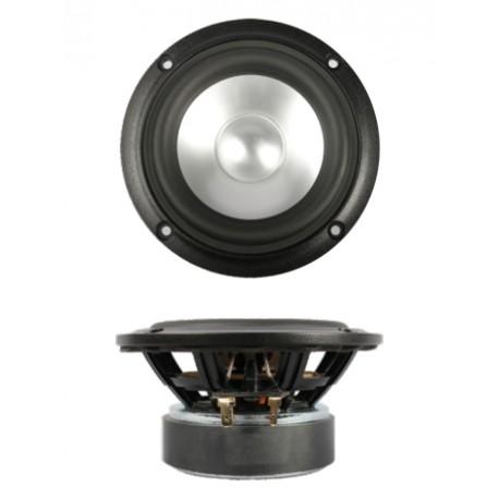 """SB Acoustics 4"""" mid/woofer, 25mm VC PFC, SB12PAC25-4 Alu"""