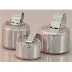 Coil Mundorf M-Coil CF Silver Air-core SFC14 0.33 mH 28 mm