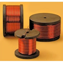 Coil Mundorf M-Coil drum-core H140 2.0 mH 1.4 mm