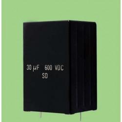 Capacitor Mundorf Tubecap 1000 VDC 10 uF