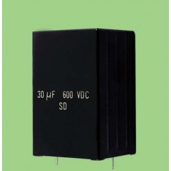 Capacitor Mundorf Tubecap 750 VDC 20 uF