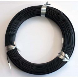 Auric Hookup 18 AWG wire, Black (1m)