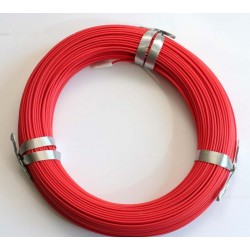 Auric Hookup 18 AWG wire, Red (1m)
