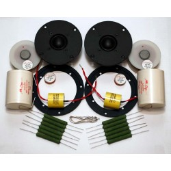 Audes 145 to 146 Loudspeaker upgrade kit