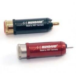 Mundorf RCA nextgen SilverGold (red), MCON0110.SG