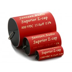 Capacitor Jantzen Superior Z-Cap MKP 800 VDC 1.8 uF