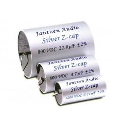Capacitor Jantzen Silver Z-Cap MKP 1200 VDC 0.22 uF