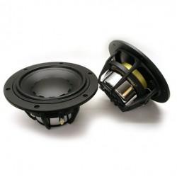 """Jantzen Audio 6"""" midbass 12Ω PP cone, JA-6012"""