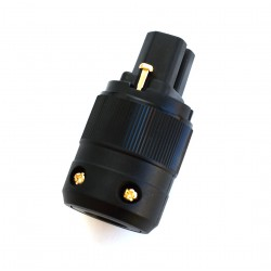 DH-Labs IEC (black) Power Connector for Encore