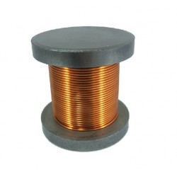 Jantzen Iron Core Coil with Discs 4,700mH AWG22 0,9Ohm, 000-5300