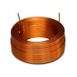 Jantzen Air Core Coil 0,1mH AWG24 0,44Ohm, 000-1809