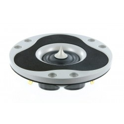 "Scan-Speak Illuminator 1"" Ring Dome Tweeter - AirCirc - Silver 4 ohm, R3004/662001"