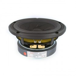 "Scan-Speak Revelator 5.5"" Midwoofer - Sliced Paper Cone 8 ohm, 15W/8531K00"