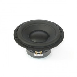 "Scan-Speak Discovery 10"" Subwoofer - Black Alu Cone 4 ohm, 26W/4558T00"