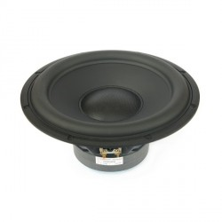 "Scan-Speak Discovery 12"" Subwoofer - Black Alu Cone 4 ohm, 30W/4558T00"