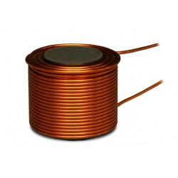 Jantzen Iron Core Coil 1,800mH AWG14 0,136Ohm, 000-2419