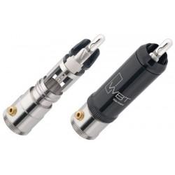 WBT nextgen RCA Connector, WBT-0152-Ag (4-pack)