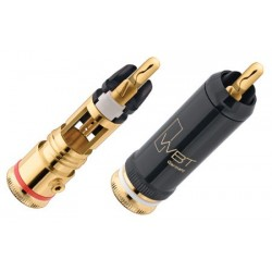WBT nextgen RCA Connector 9mm, WBT-0102 Cu (1pcs)