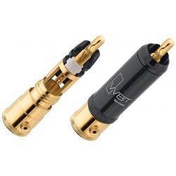 WBT nextgen RCA Connector 10.8mm, WBT-0152 Cu (1pcs)