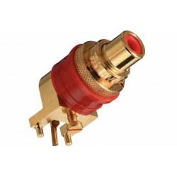 WBT classic PCB type horizontal RCA Socket, WBT-0234 (1pcs)