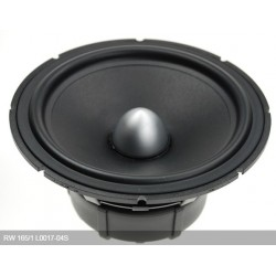 Seas High End automotive woofer, RW 165/1 L0017-04S