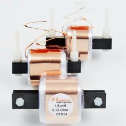 Mundorf MCoil Stack-core foil coil 3,9 mH 0,1 Ohm, CFS10-3,90