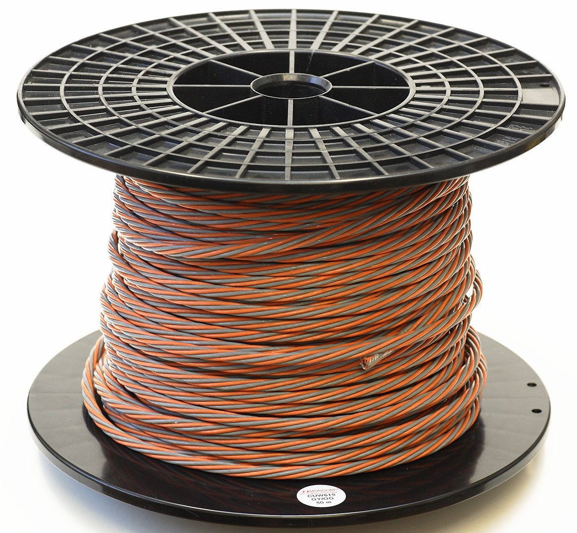 Mundorf MConnect CUW Copper wire 6*1.8mm2 PTFE insulated CUW615GY/OG ...