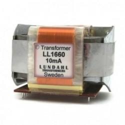 Lundahl Interstage transformer, LL1660-10mA