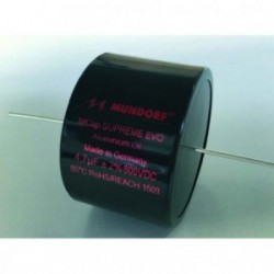 Capacitor Mundorf MCap Supreme EVO Oil 1,5 uF 1000 VDC, SEO-1,5T2.1000