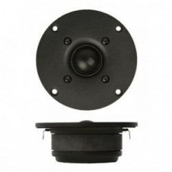 SB Acoustics NEW dome, metal front Tweeter, SB26STAC-C000-4