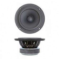 "SB Acoustics 5"" mid/woofer, 30mm VC NRX Norex cone, SB15NRXC30-4"
