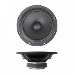 "SB Acoustics 8"" mid/woofer 45mm vc NRX Norex cone, SB23NRXS45-8"