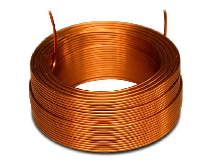 Jantzen Air Cored Wire Coil - Fidelity Components Shop