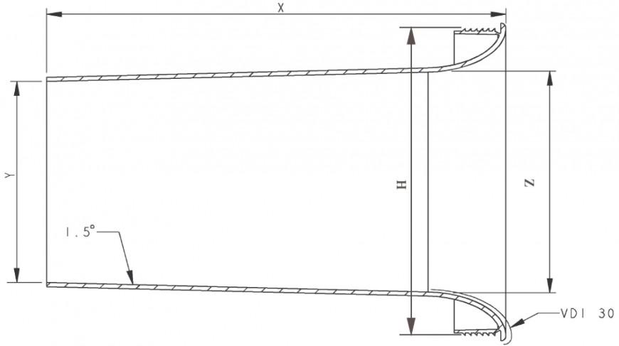 Jantzen Port Tubes - Fidelity Components Shop