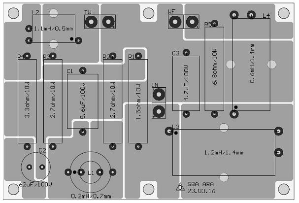 sb acoustics arya diy speaker kit