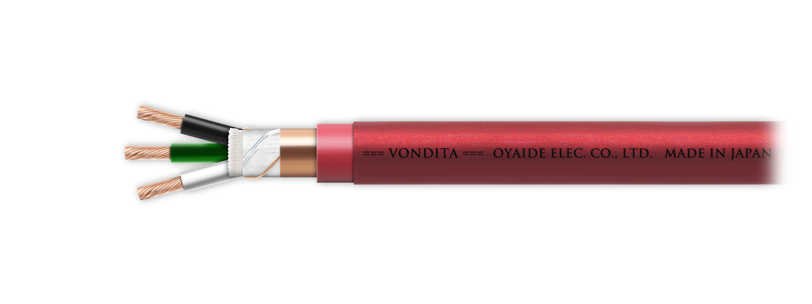 Oyaide VONDITA Power cable