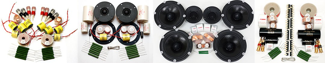 DIY and Loudspeaker upgrade kits