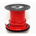 Bulk Red Wave A/C Power Cable, 0.5m